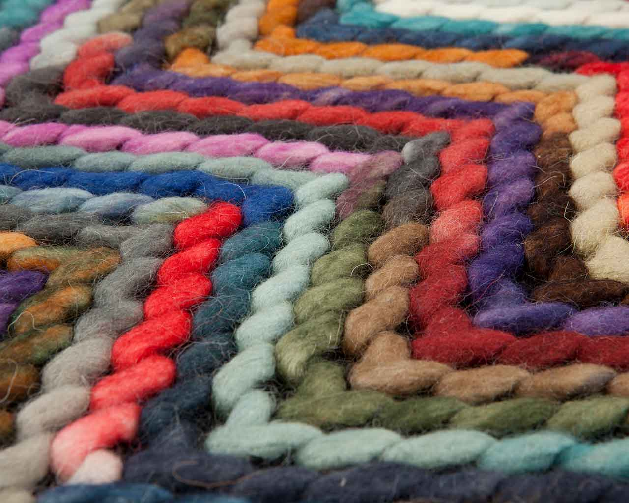 dye wool rainbow colors unique special collection 1